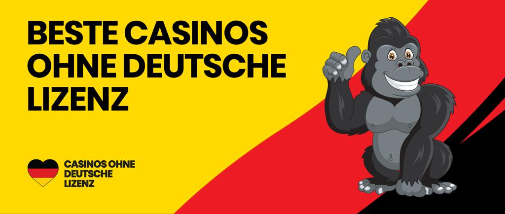 Casino ohne deutsche lizenz